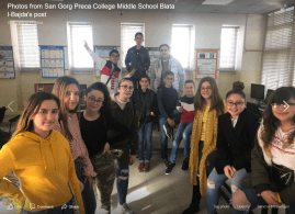 Friday 20th December - the last school day for... - San Gorg Preca College Middle School Blata l-Bajda_20200419151125