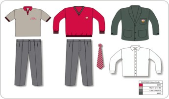School Uniform - Secondary Boys and Girls