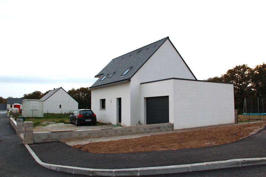 Maison Individuelle Plumelin SG Plans