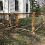 Building Quality Hog Panel Wood Fences In The Twin Cities