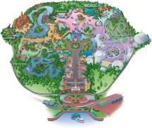 Hong Kong Disneyland July 21st