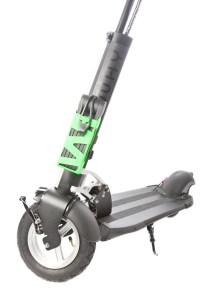 Foldylock e-scooter lock