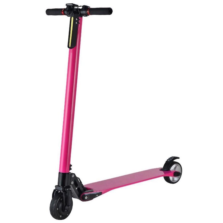 Pink ZERO scooter