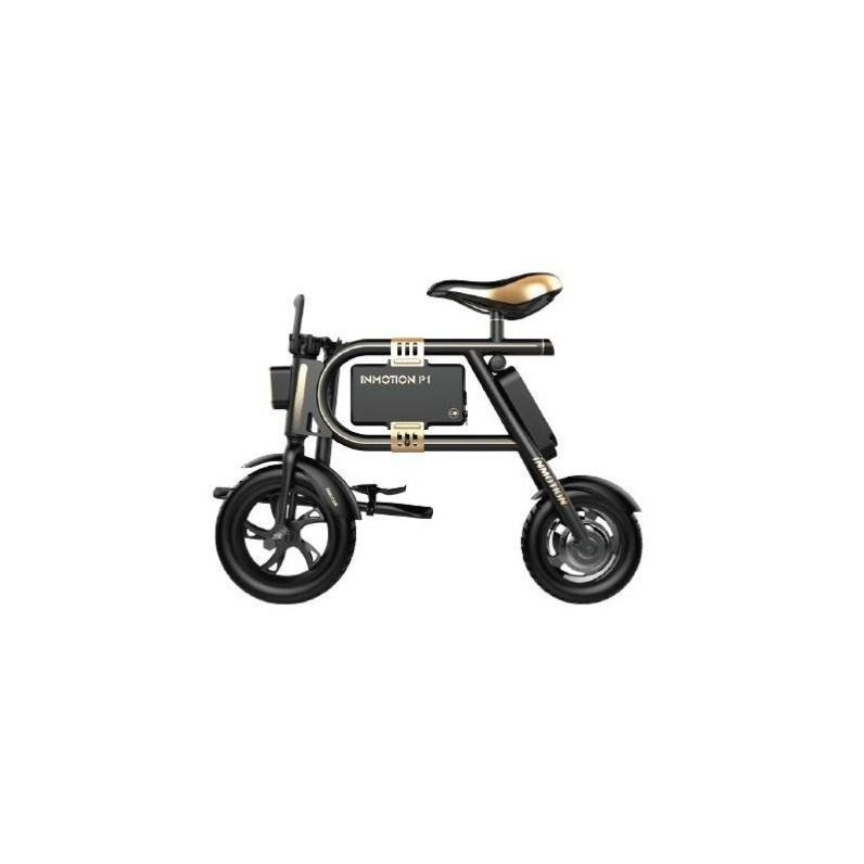 Folded Inmotion E-Scooter