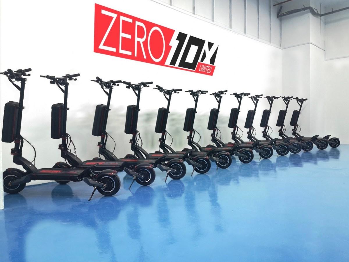 ZERO 10X Limited