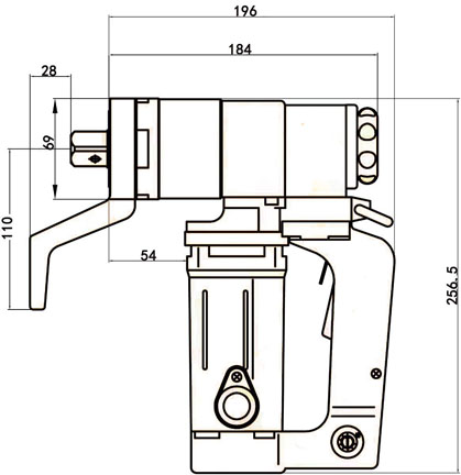 Electric Torque Wrench Air Wrench Wiring Diagram ~ Odicis