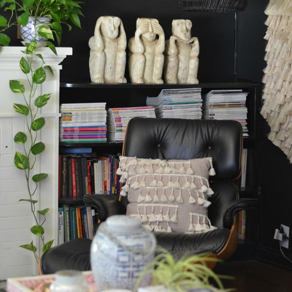 interiors, home decor, small space living