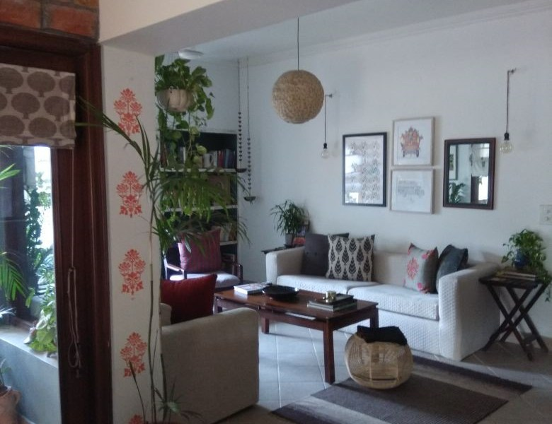 Small Home Big Style: Jasleen's New Delhi Digs