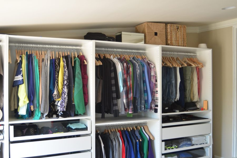 Why A Capsule Wardrobe Is Smart for a Small Closet +The 5 Pieces I Must Have In My Fall/Winter Wardrobe