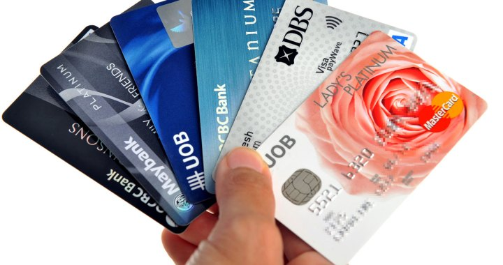 Top 10 Credit Card in Singapore 2020