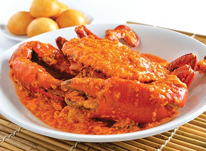 LONG BEACH SEAFOOD RESTAURANT chilli crab singapore