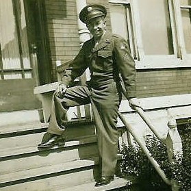 Sgt. Walter Petroske October 28, 1945