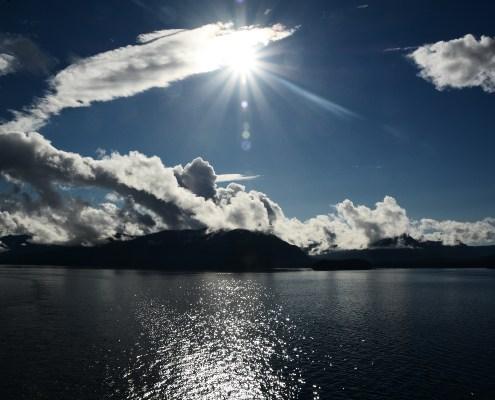 Alaska: inside passage