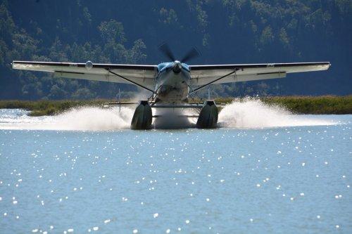Alaska: idrovolante ampia