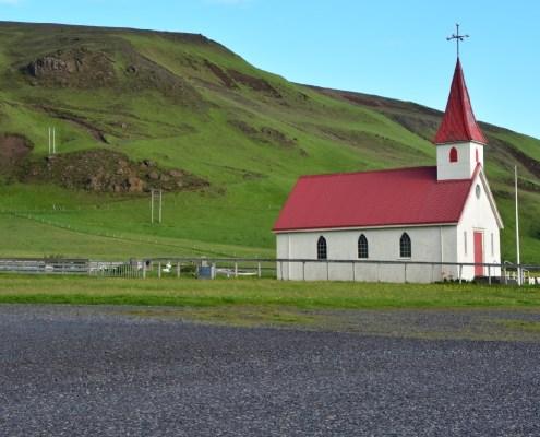 Islanda: chiesetta