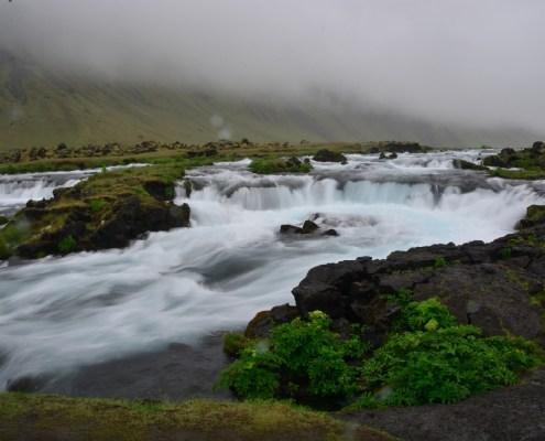 Islanda: foss a sidu