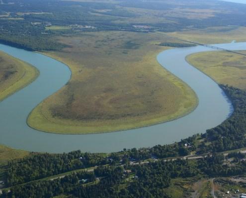 Alaska: Kenai dal cielo