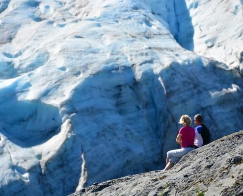 Alaska: ghiacciaio Exit Glacier