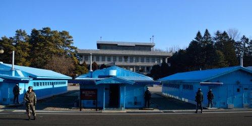 Corea: area di Panmunjom