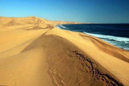 Namibia: dune e oceano