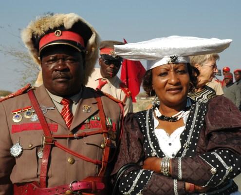 Namibia: Herero day