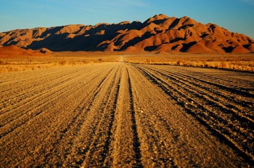 Namibia: strade