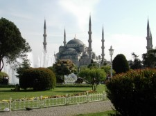 Cycle trip Istanbul