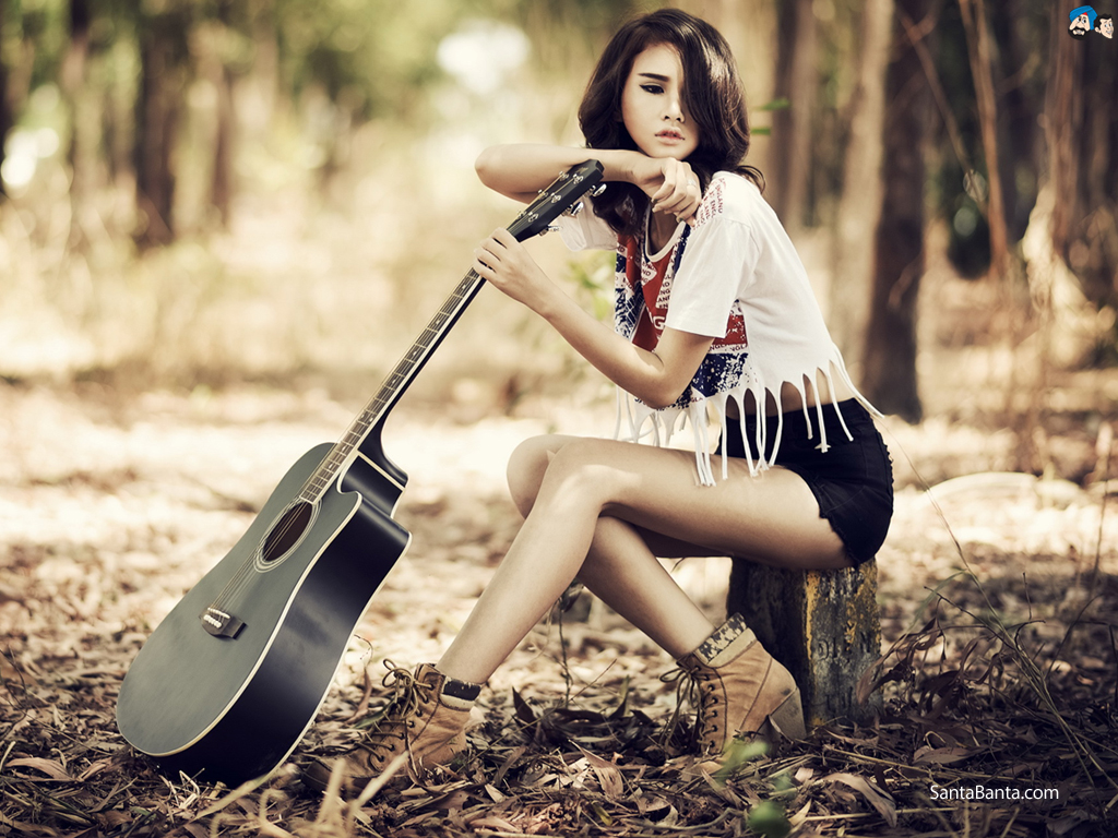 Acoustic Guitar Wallpaper For Facebook Cover With Quotes 130 Cool Stylish Profile Pictures For Facebook For Girls
