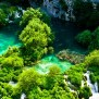 Beautiful Nature Wallpaper For Mobile Plitvice Lakes