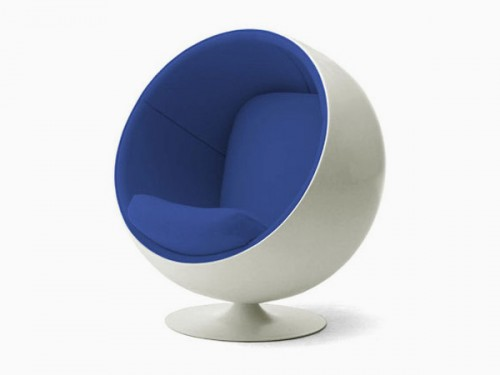 Eero Aarnio Ball Chair  Sgustok Design