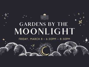Gardens by Moonlight March 2019