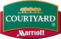 Courtyard by Marriott logo. (PRNewsFoto/Marriott International, Inc.)