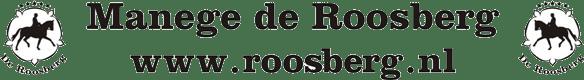 Manege de Roosberg