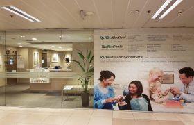 Raffles Medical share price