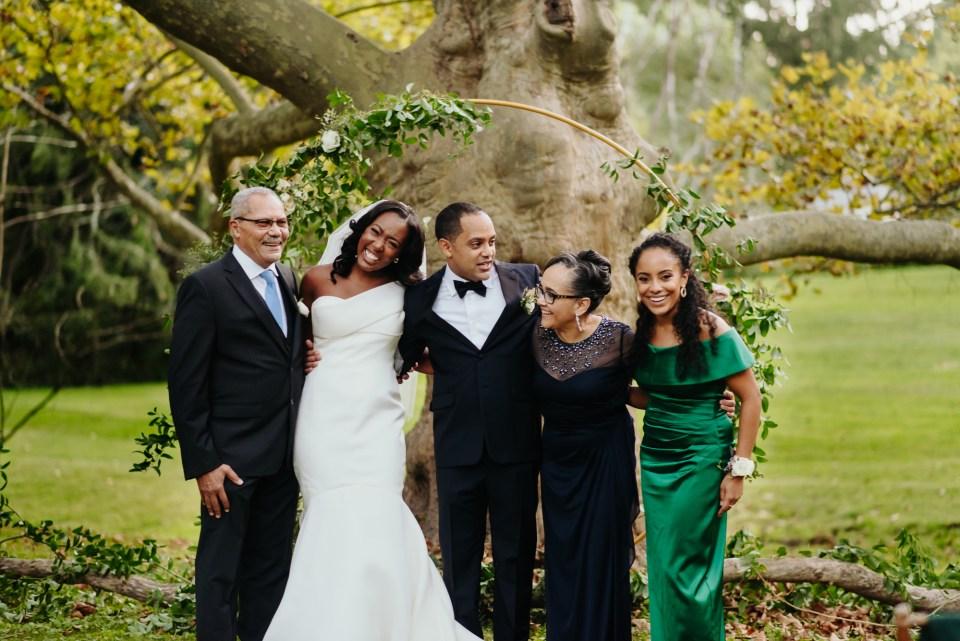 black philly wedding photographer