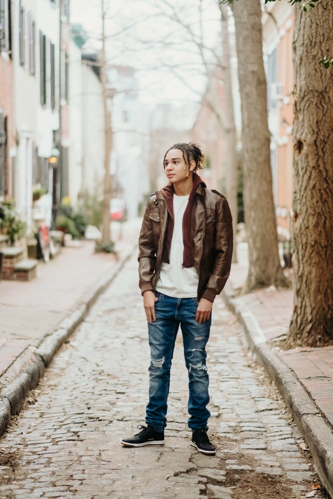 teenager boy in philadelphia photographer
