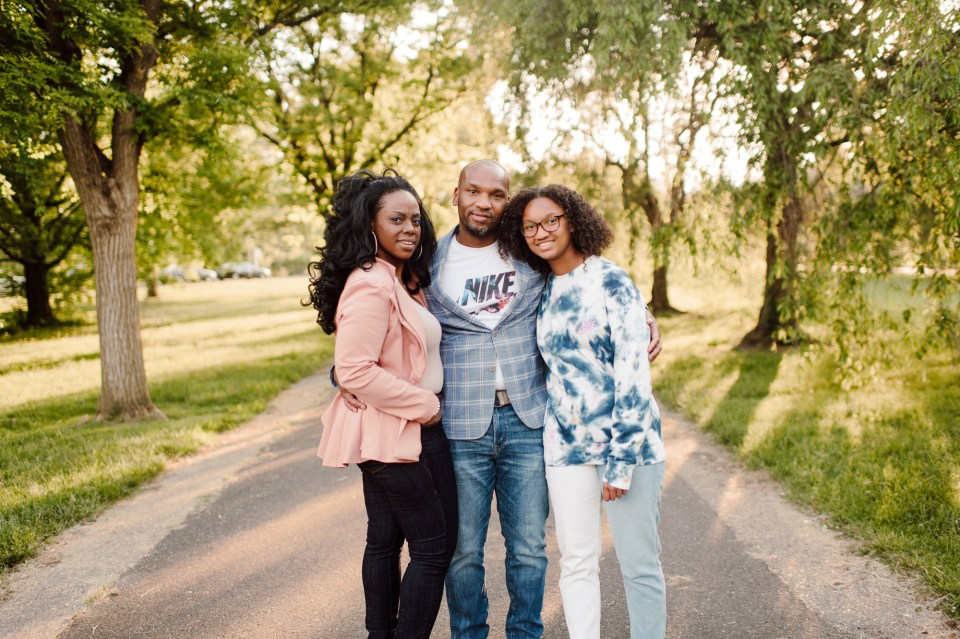 large family photographer philly