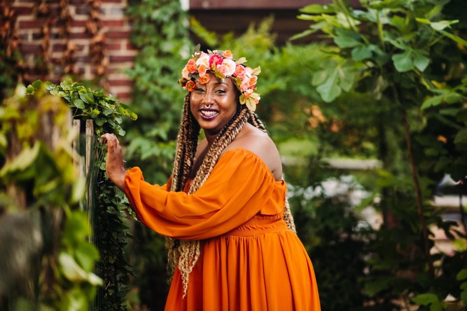 black woman photography philadelphia