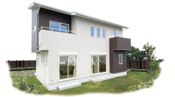 「美味しい空気の家」