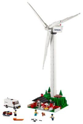 hight resolution of vestas wind turbine