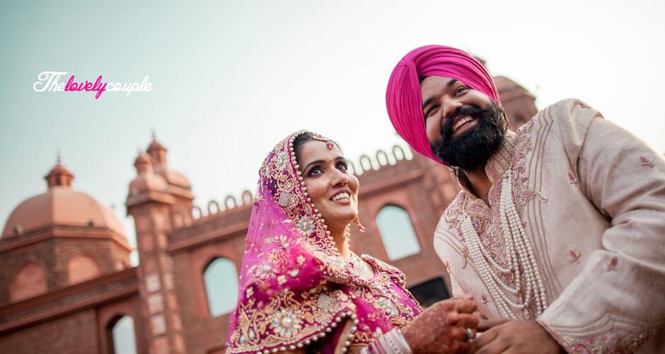 Best Sikh Wedding Photographers India  ShaadiGrapher