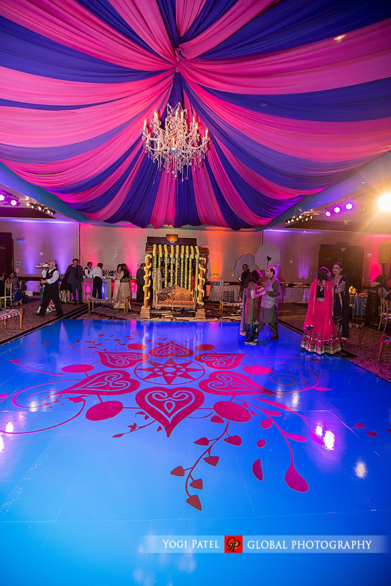 Reception Decor Decisions at Indian Weddings  Indian
