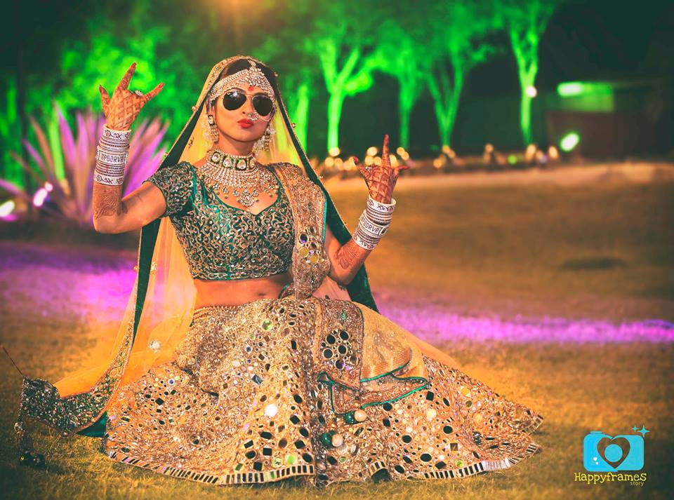 Best Kaleere Designs For Brides Getting Married in 2018