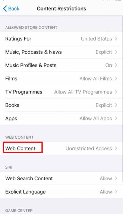 How to Block Websites on iPhone and iPad on iOS 13