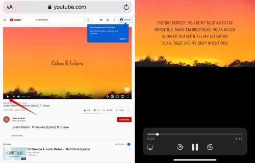 How to Play YouTube in Background on iPhone (iOS 13 or later) in 2020