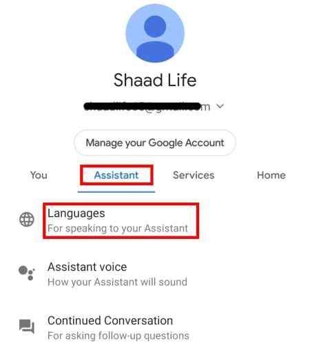 How to Change the Google Assistant Language on Android in 2020