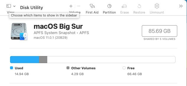 How to Check & View macOS Big Sur Storage (3 Methods Expalined)