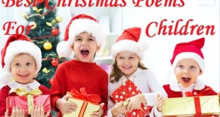 Christmas Poems For Children