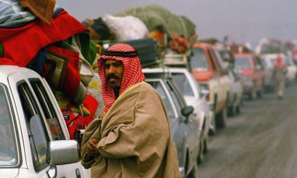 """""""قصة اقرب للخيال"""" … حلم يحيي ذاكرة الخليج ويعيدها لعائلتها بعد 25 عاما … بالفيديو"""