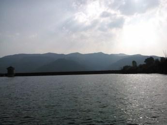 Lake in Lavasa